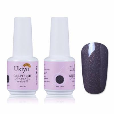 Ukiyo Soak Off UV Gel Nail Polish 15ml UV LED Smooth & Long Lasting Varnish G1880