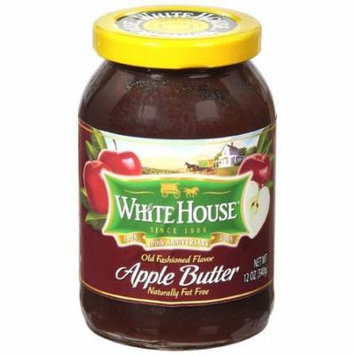 (3 Pack) White House Old Fashioned Apple Butter,12 Oz