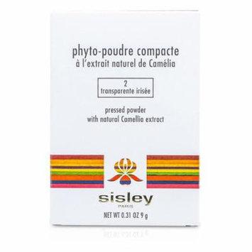 Phyto Poudre Compacte Pressed Powder - #2 Transparente Irisee-9g/0.31oz