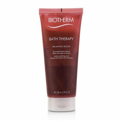 Bath Therapy Relaxing Blend Body Smoothing Scrub-200ml/6.76oz