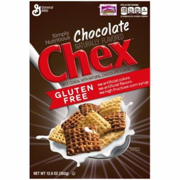 Chex Gluten Free Cereal, Chocolate (Pack of 24)