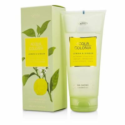 Acqua Colonia Lemon & Ginger Aroma Shower Gel-200ml/6.8oz
