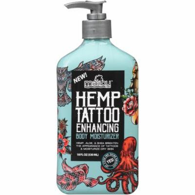 Malibu Tan Hemp Tattoo Enhancing Body Moisturizer
