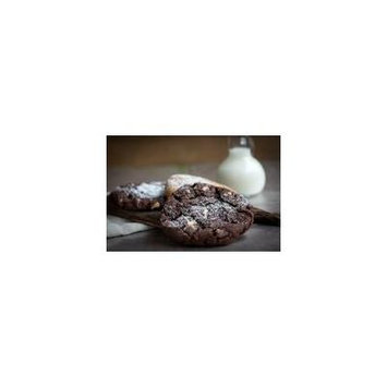 Framed Art For Your Wall Dark Cookies Delicious Chocolate Cookies Cookies 10x13 Frame