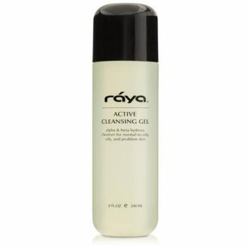 Active Cleansing Gel With AHA And BHA (G-107) | RAYA