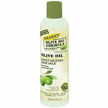 Palmer's Olive Oil Formula Moisturizing Hair Milk For Unruly Frizzy Hair 8.5 Oz