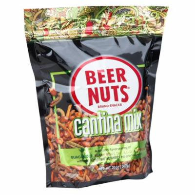Beer Nuts Cantina Mix 20 Oz. Sup Bag, 20 Ounce (Pack of 8)