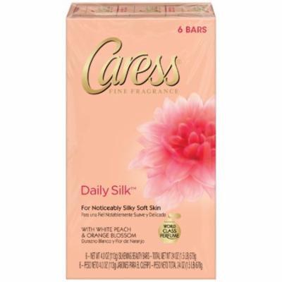 Caress Beauty Bar Daily Silk (Pack of 4)