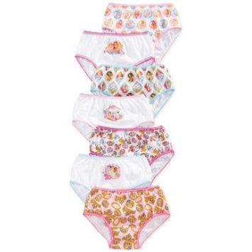 Palace Pets Underwear, 7-Pack, Little Girls & Big Girls