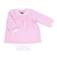 Kapital K Newborn Baby Girl Layered Bodysuit