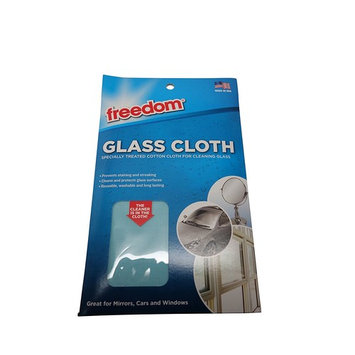 Freedom Glass Cleaning Cloth, 1-Pack