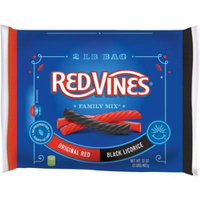 Red Vines Red & Black Family Mix (Pack of 12)