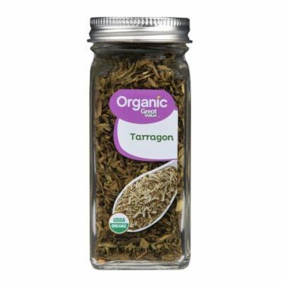 (4 Pack) Great Value Organic Tarragon, 0.4 oz
