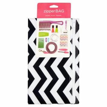 (2 Pack) Makeup Bag with Zipper