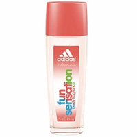 3 Pack - adidas Fragrance Fun Sensations Eau de Parfum Spray 2.5 oz