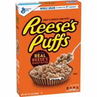Reese's Puffs Breakfast Cereal (Pack of 24)
