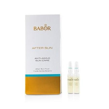 Babor Anti-Aging Sun Care After Sun Fluid 7x2ml/0.06oz