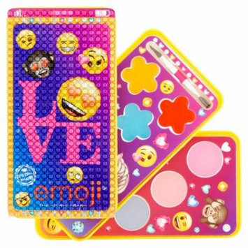 (2 Pack) Townley Girl Emoji Lip Gloss Compact