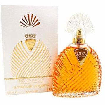 2 Pack - Emanuel Ungaro Diva Eau De Parfum Spray 3.4 oz