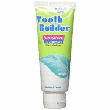 Squigle Tooth Builder Sensitive Teeth Toothpaste - 12-Pack