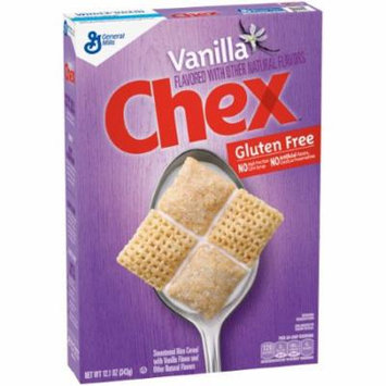 Chex Cereal, Vanilla (Pack of 18)