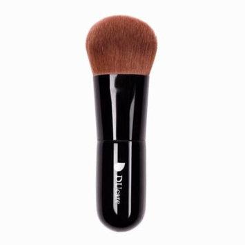 DUcare Kabuki Foundation Brush Compact Flat Face Makeup Brush