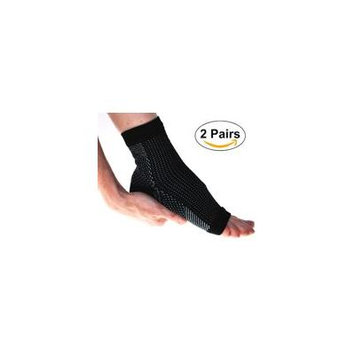 Heel Socks Open Toe Socks for Dry Hard Cracked Skin Moisturizing Day Night Care Skin, to Heal Dry Cracked Heels
