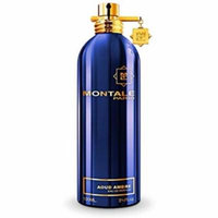 2 Pack - Montale Aoud Ambre Eau De Parfum Spray 3.3 oz