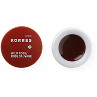 6 Pack - Korres Lip Butter, Wild Rose 0.21 oz