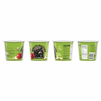 Apple Cinnamon Minute Muffin (Pack of 6)
