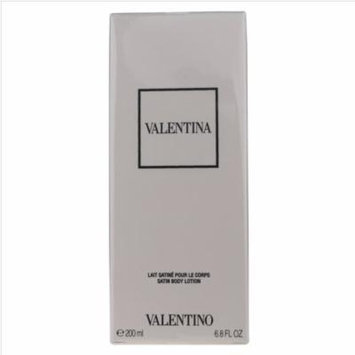 Valentino Valentina Satin Body Lotion 6.8oz/200ml New In Box