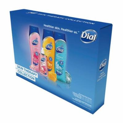 Dial Body Wash and Liquid Hand Soap, Skin Therapy Collection, 4 Piece Gift Pack