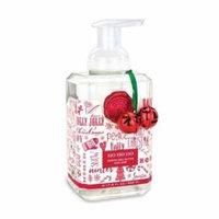 Michel Design Works Foaming Shea Butter Hand Soap 17.8 Oz. - Ho Ho Ho