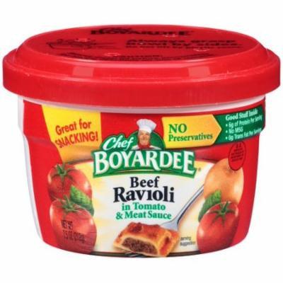 Chef Boyardee Beef Ravioli in Tomato & Meat Sauce (Pack of 6)