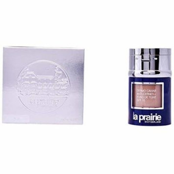 3 Pack - La Prairie Skin Caviar Satin Nude Foundation Cream 1.0 oz