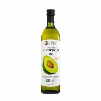 Chosen Foods 100 % Pure Avocado Oil 1 L 3 Pack