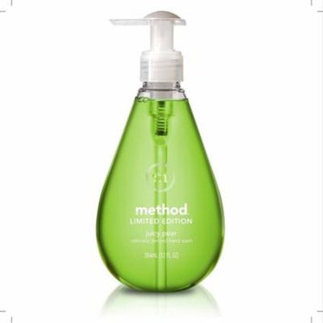 3 Pack - Method Limited Edition Gel Hand Wash, Juicy Pear 12 oz