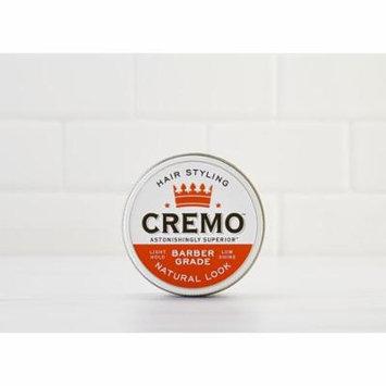 Cremo Astonishingly Superior Premium Barber Grade Hair Styling Cream - Natural Look