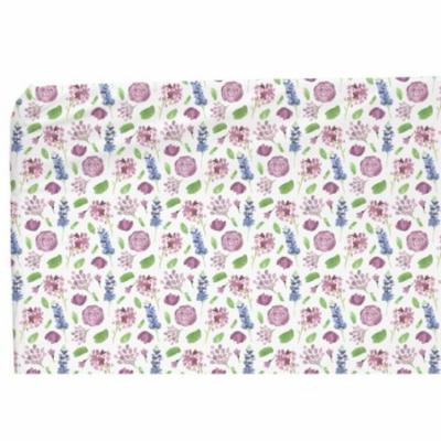 Harriet Bee Stephens Modena Wildflower Changing Pad Cover