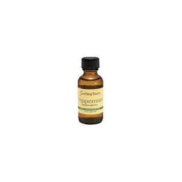 Soothing Touch Peppermint (Mentha Piperita) Essential Oil - Strengthen The Nervous System, Calming & More 1Oz / 30Ml'