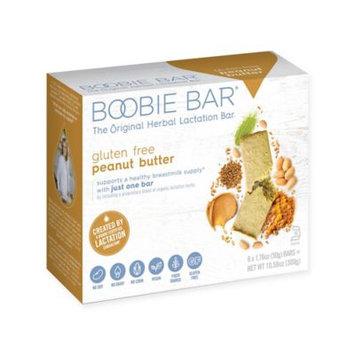 Boobie Bar® Herbal Lactation 6-Pack Oatmeal Peanut Butter Bars