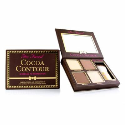 Too Faced Cocoa Contour Face Contouring And Highlighting Kit - # Medium to Deep - Make Up