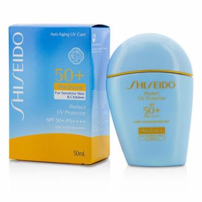 Shiseido Perfect UV Protector S WetForce SPF 50+ PA++++ (For Sensitive Skin & Children) 50ml/1.7oz Skincare