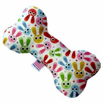 Funny Bunnies 10 inch Bone Dog Toy