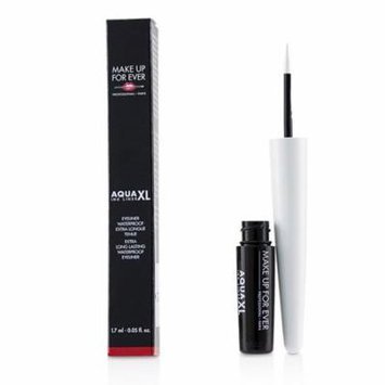 Make Up For Ever Aqua XL Ink Liner Extra Long Lasting Waterproof Eyeliner - # M-14 (Matte White) 1.7ml/0.05oz Make Up