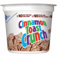 Cinnamon Toast Crunch Cereal Cup (Pack of 24)