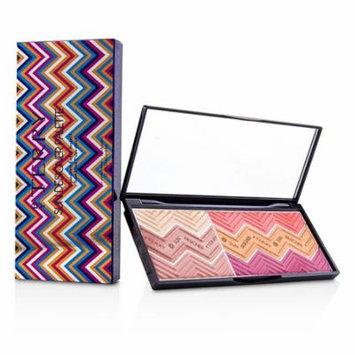 By Terry Sun Designer Palette Sunkiss Powders (Bronzer / Blush / Highlighter) - # 5 Happy Chic 15g/0.53oz Make Up
