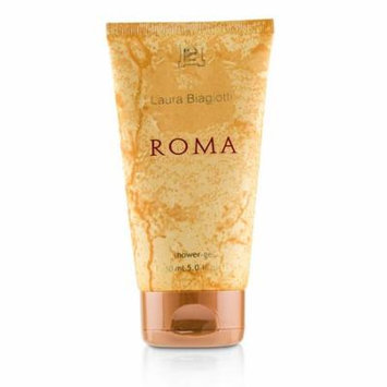 Laura Biagiotti Roma Shower Gel 150ml/5oz Ladies Fragrance