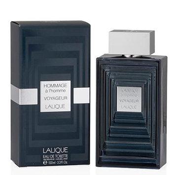HOMMAGE A L'HOMME VOYAGEUR/LALIQUE EDT SPRAY 3.3 OZ (100 ML) Men's Fragrances