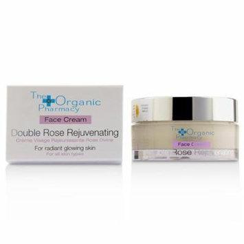 Double Rose Rejuvenating Face Cream-50ml/1.69oz